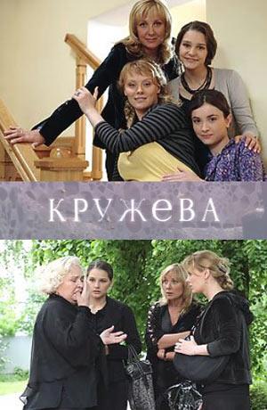 Кружева (2008) сериал (все серии)